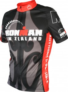 Ironman NZ Jersey by Tineli