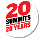 20 Summits for 20 Years