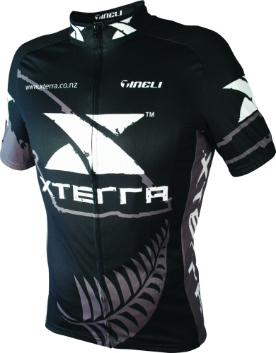 xterra official cycling jersey