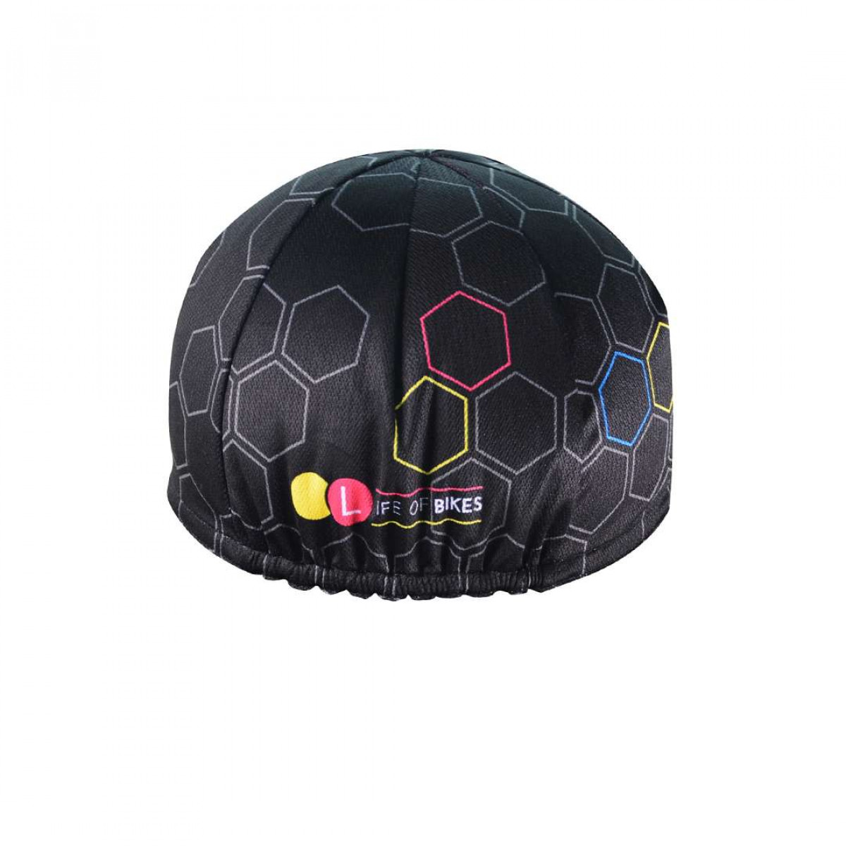 LifeofBikes ACC0011 Rear WEB Cycling Cap