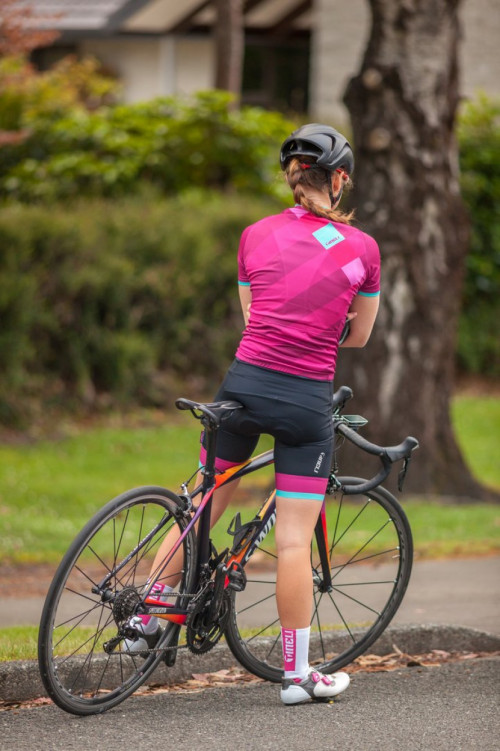 Berry Slice Cycling Jersey8676