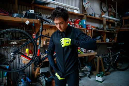 core intermediate cycling jacket 4507