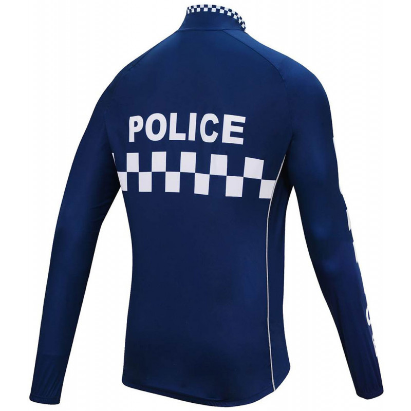 QLD Police 2014 rainjacket back WEB Splash Jacket
