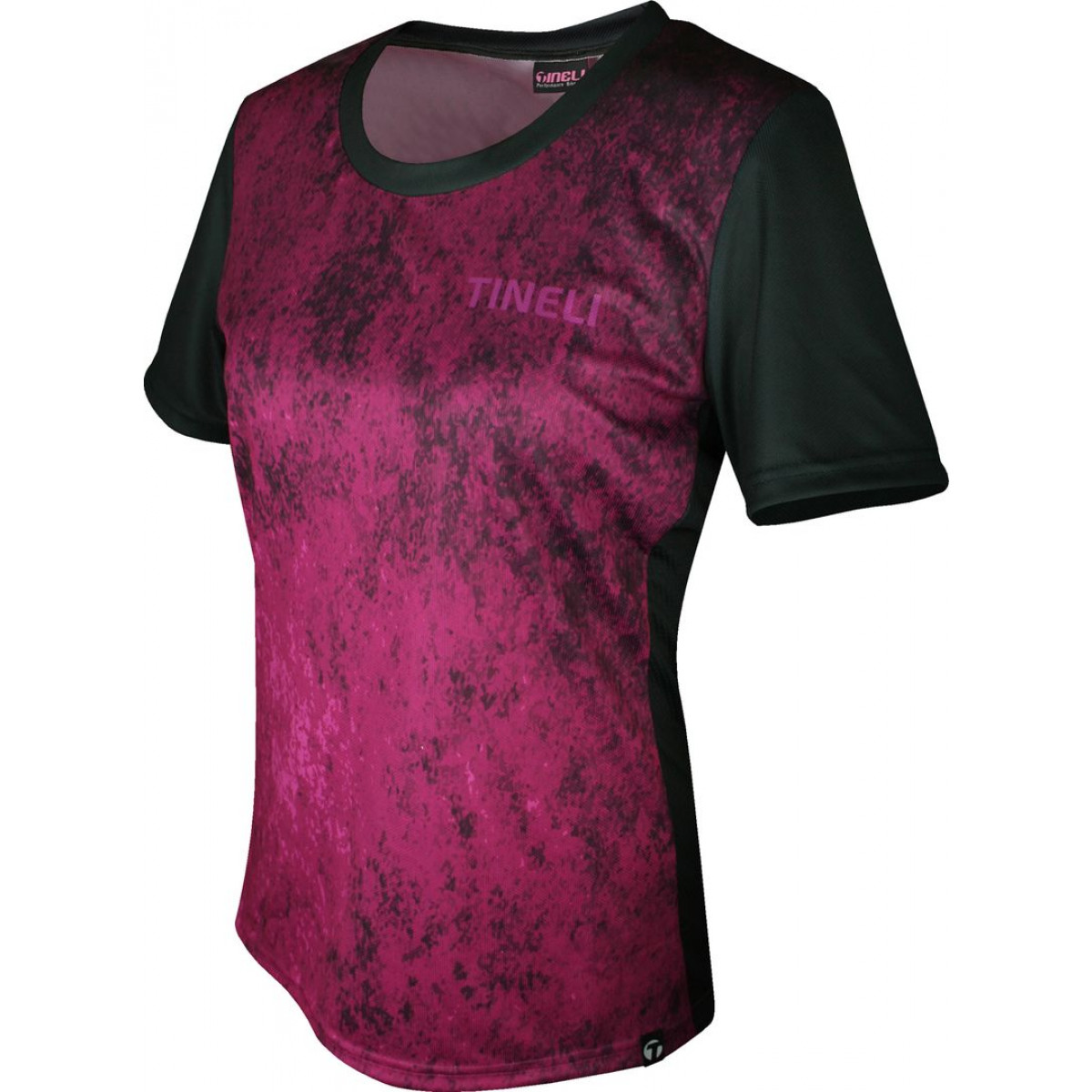 393 eroded trail jersey Women's Short Sleeve Trail Jersey