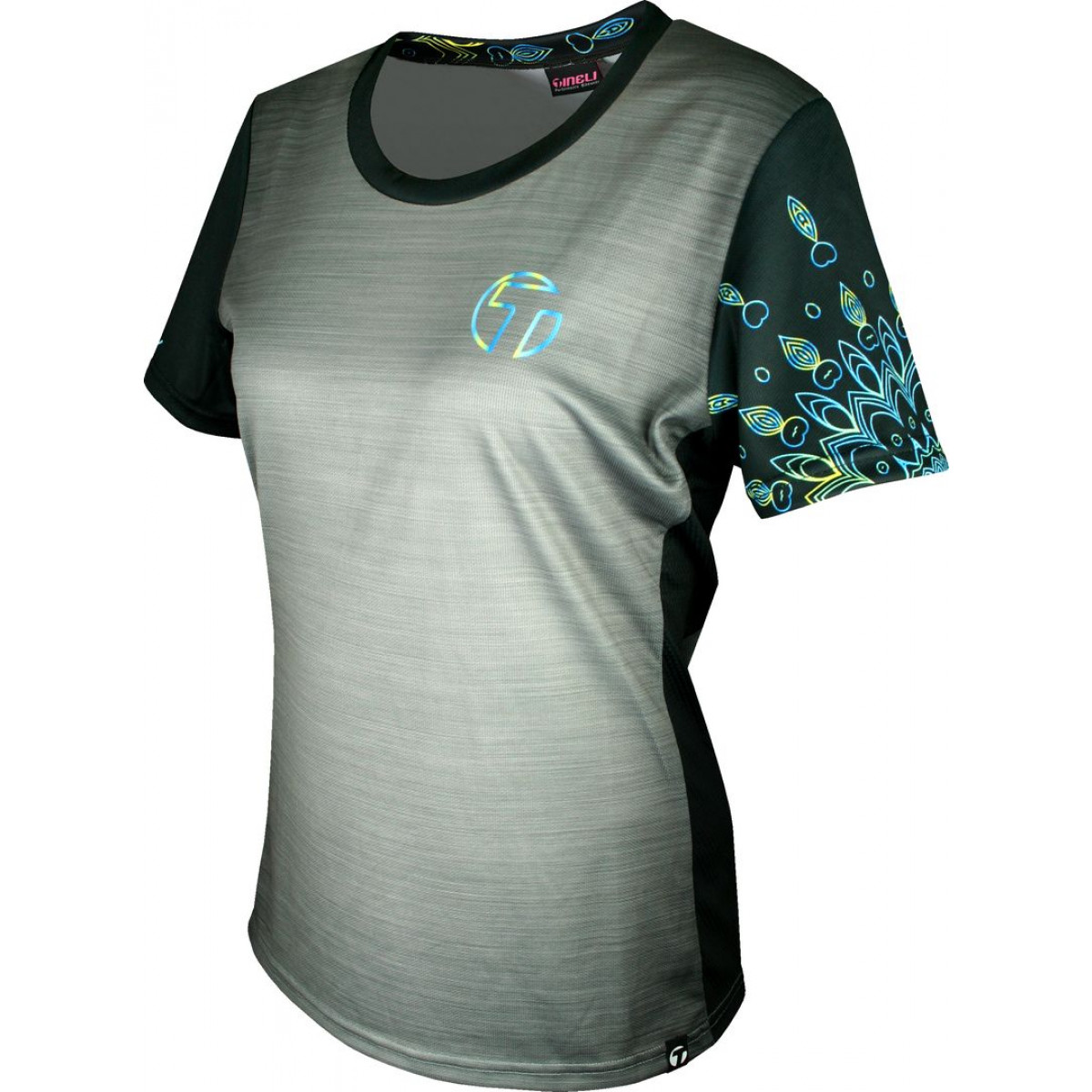 394 mandala trail jersey Women's Short Sleeve Trail Jersey