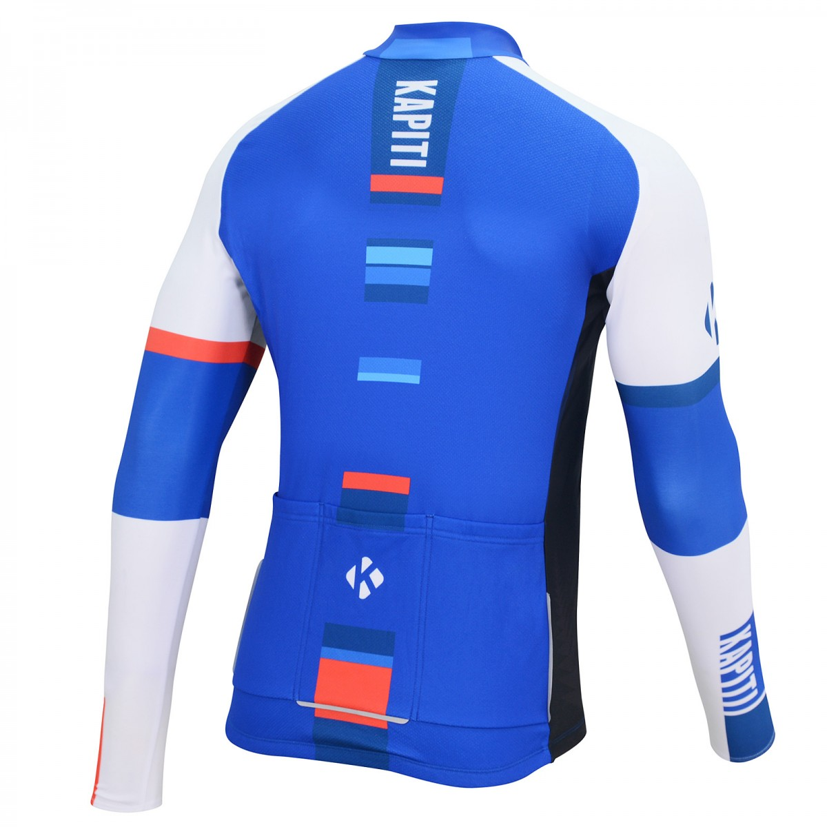 JLM4001 Rear Pro Aero Winter Jersey