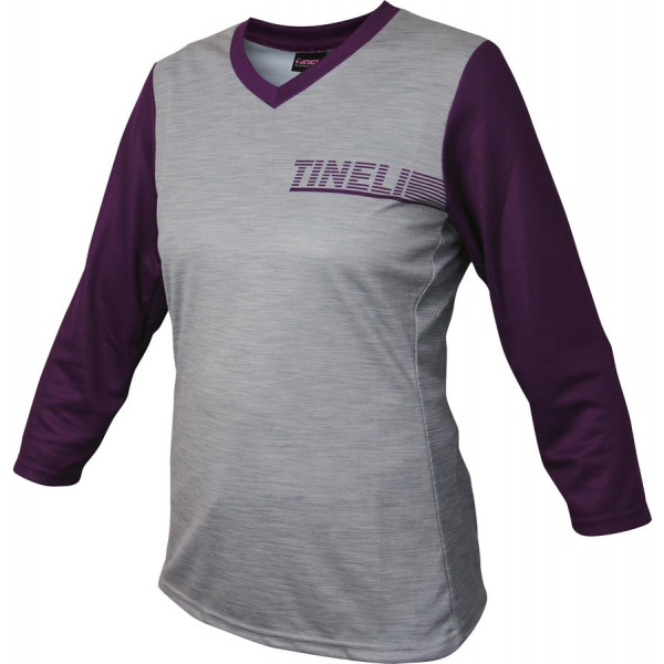 Women's Plum 3/4 Trail Jersey