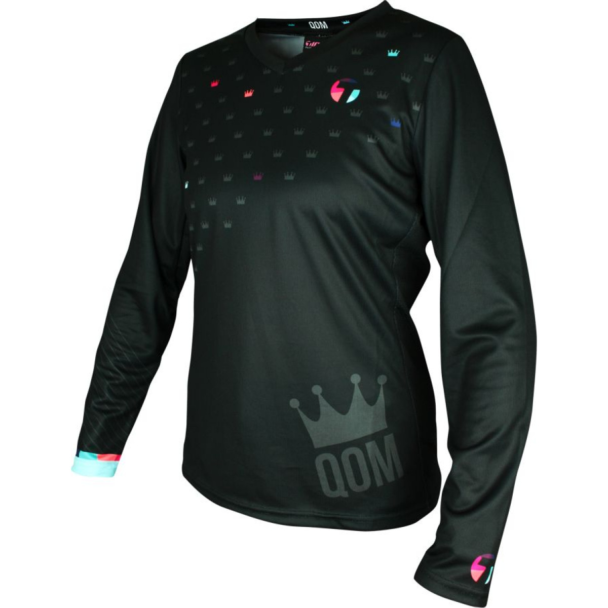 469 QOM ls trail jersey Women's QOM Long Sleeve Trail Jersey